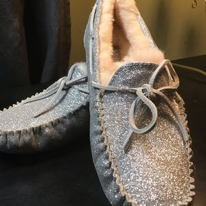 Dakota Sparkke Slipper Moccasins